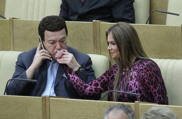 Деградирующая российская элита (21 фото)