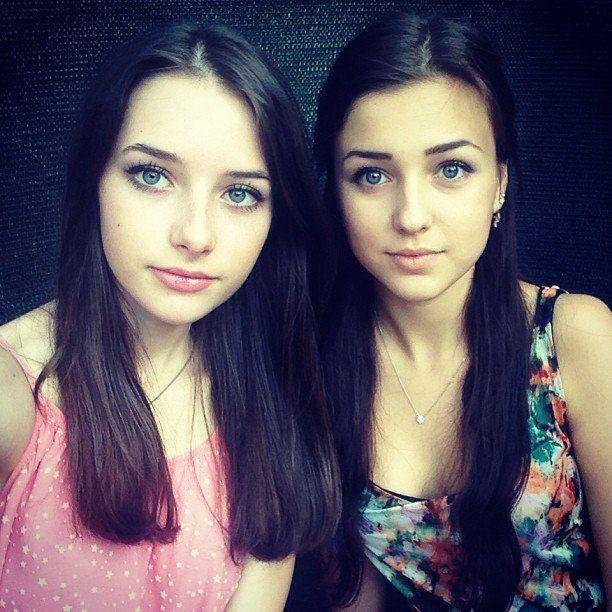 Милые девушки (41 фото)