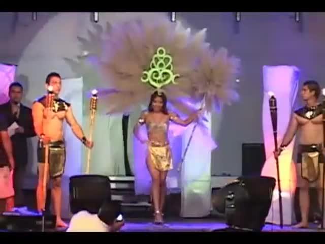 Случай на бразильском карнавале