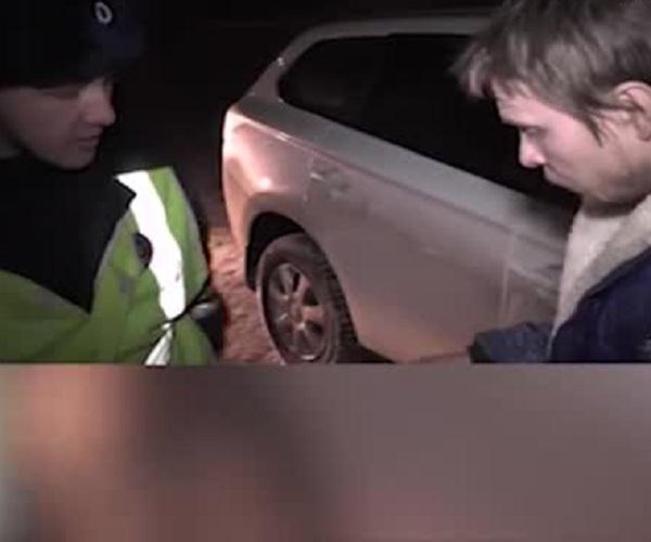 Сотрудники ДПС задержали водителя с «волшебным кошельком»