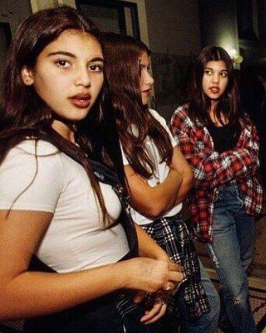 Знаменитости в подростковом возрасте (20 фото)