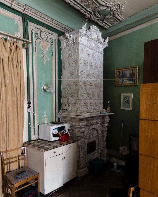 Коммуналки Санкт-Петербурга (24 фото)
