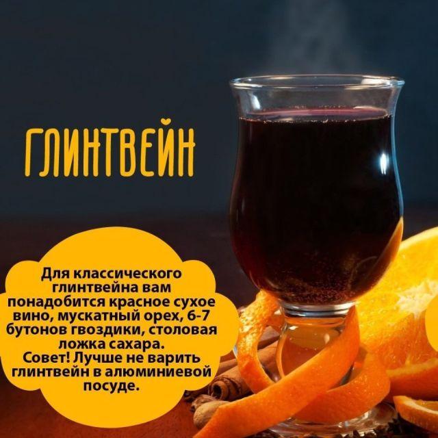Напитки, согревающие зимой (6 фото)