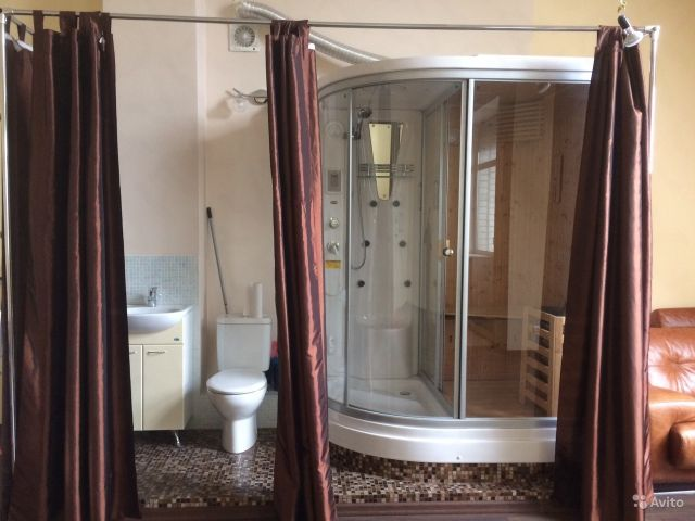 Квартира с невероятной планировкой (3 фото)