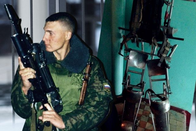 Суд освободил от уголовной ответственности ветерана спецназа Антона Мальцева (5 фото)