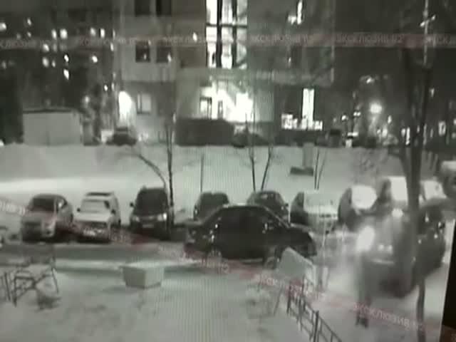 Неудавшаяся парковка