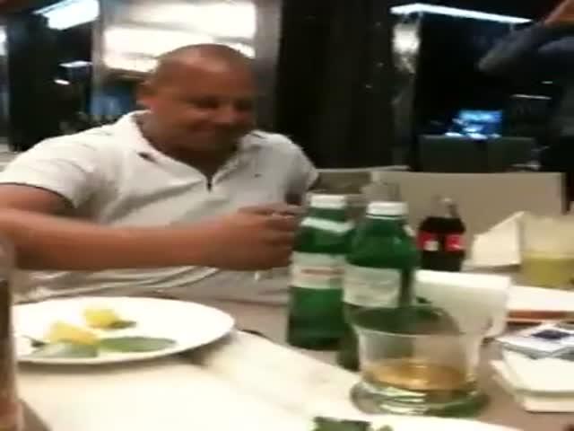 Графин водки за «Спартак»