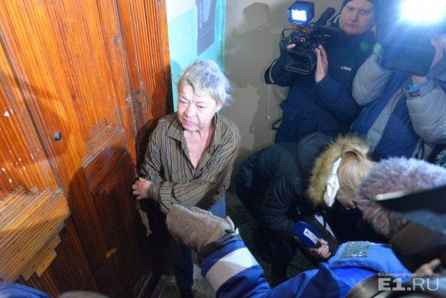В Екатеринбурге вскрыли квартиру пенсионерки, которая на 1,5 года оставила без газа весь подъезд (13 фото)