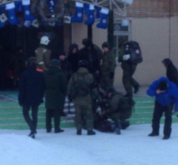 Ученики напали на школу в Улан-Удэ