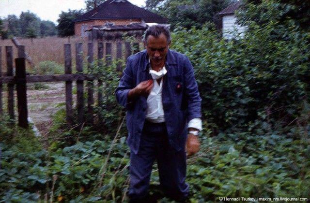 Редкие фото Чернобыля 1988 - 1989 года (25 фото)