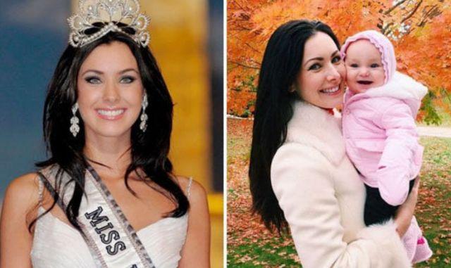 Королевы красоты в реальной жизни (20 фото)