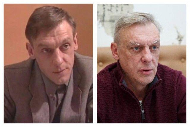 Актеры сериала «Улицы разбитых фонарей» тогда и сейчас (15 фото)