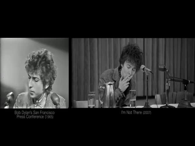 Документальные кадры из архива в сравнении с тем, как они представлены в кино