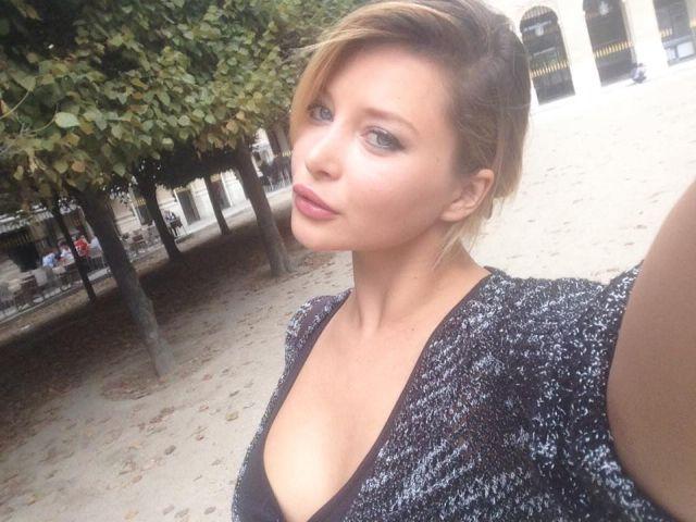 Российская порноактриса Анна Полина номинирована на «Порно-Оскар» (14 фото)