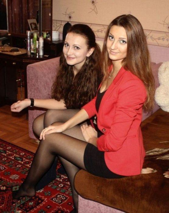 Симпатичные девушки (39 фото)