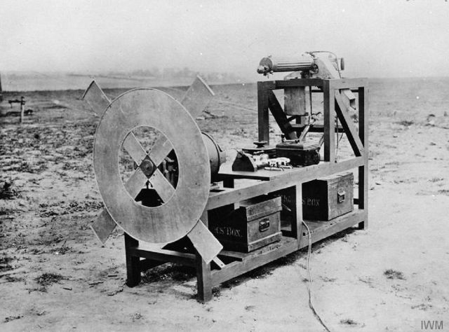 Пулеметный синхронизатор - устройство, совершившее революцию в авиационном вооружении (3 фото)