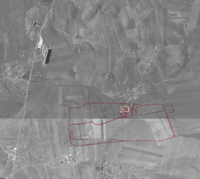 Карта фитнес-приложения помогла установить местонахождение военных баз США (4 фото)