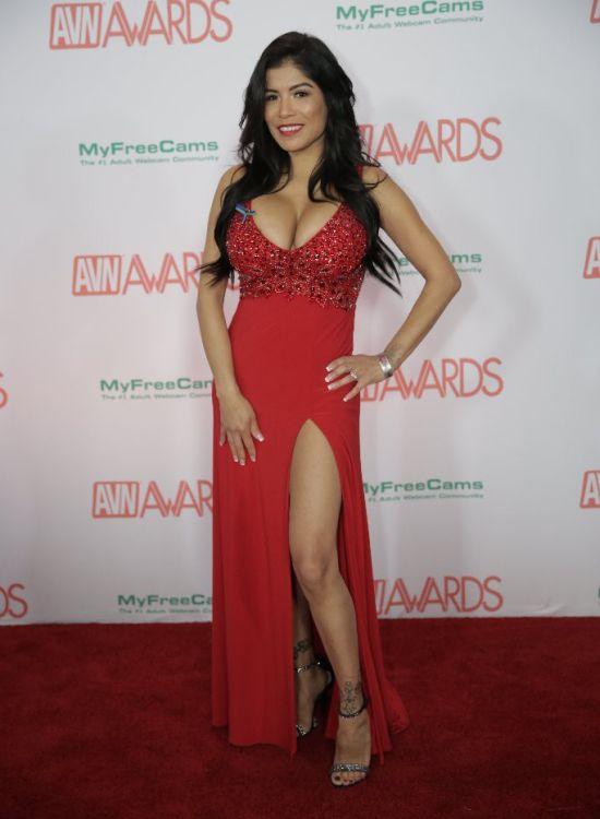 Порно-оскар 2018 (AVN Awards 2018) (18 фото)
