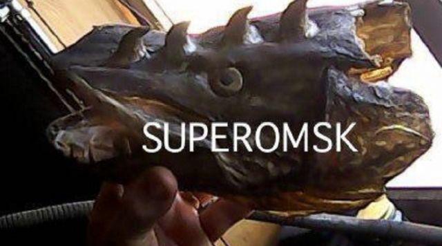 Житель Омской области поймал щук со странной аномалией (3 фото)