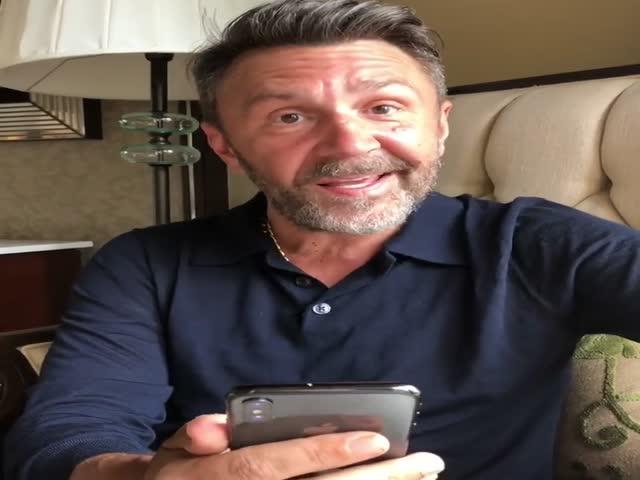 Сергей Шнуров о нечестных священниках и чиновниках