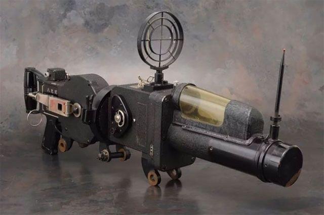 Необычный пулемет за 4500 долларов (7 фото)