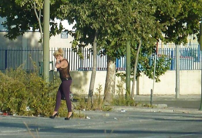 Жрицы любви с улиц разных городов мира (26 фото)
