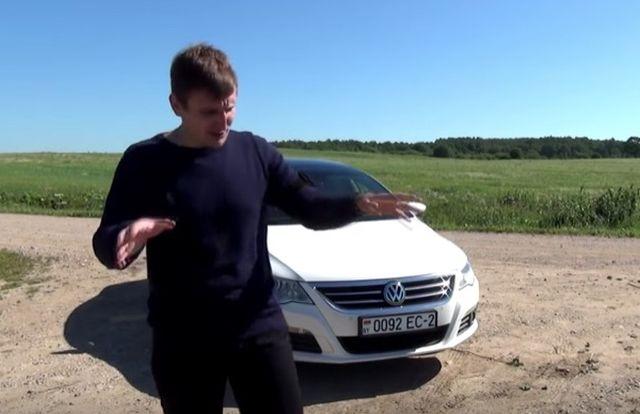 Месть белорусскому автоблогеру, разоблачавшему СТО (6 фото)