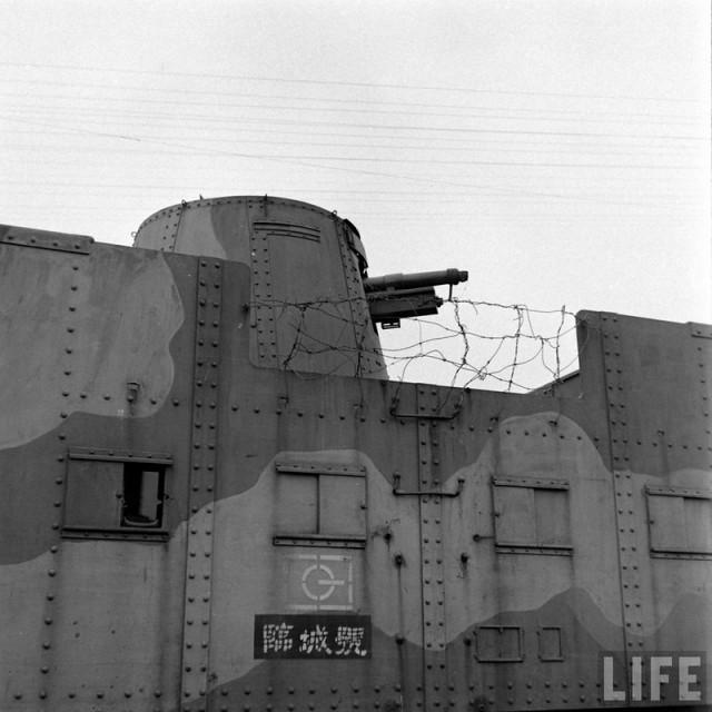 Фото времен гражданской войны в Китае (48 фото)