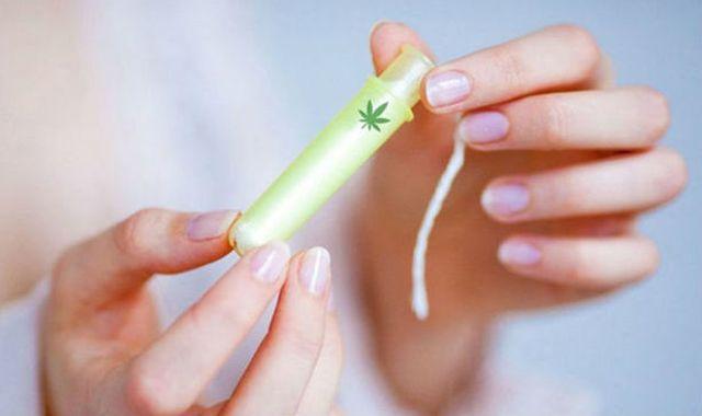 В Калифорнии появились женские тампоны с марихуаной (4 фото)