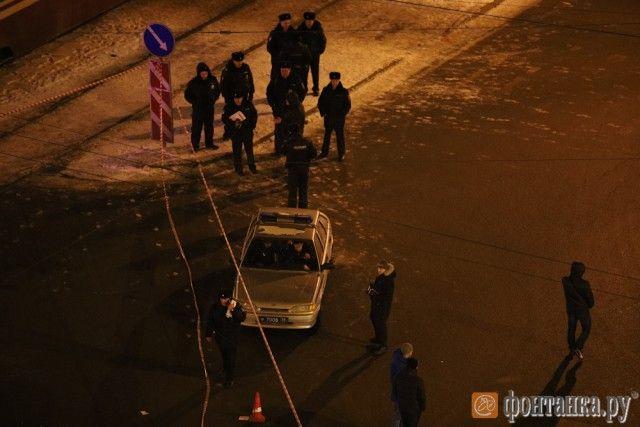 Погоня с перестрелкой в Санкт-Петербурге (5 фото + 2 видео)