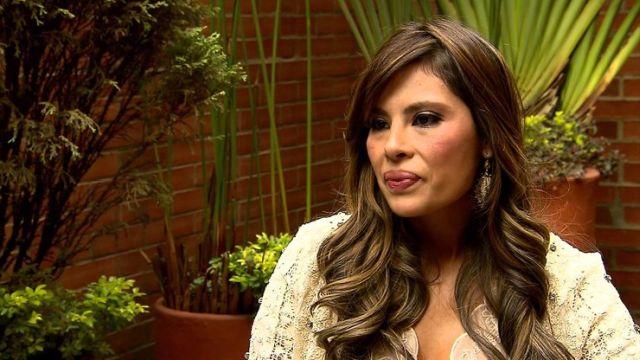Энджи Валенсия - колумбийская модель и королева красоты с криминальным прошлым (5 фото)