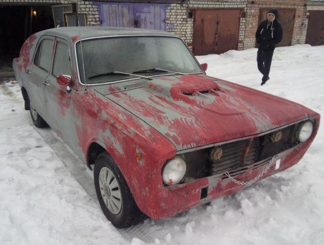 В Брянске продается уникальный ГАЗ‐24 «Безумный Макс» (3 фото)