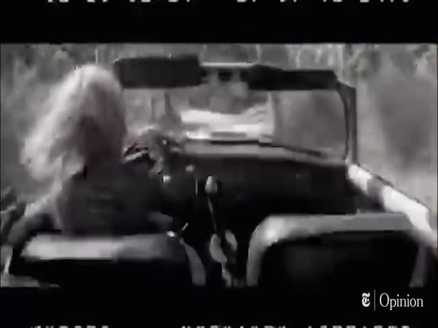 Авария Умы Турман на съемках фильма «Убить Билла»