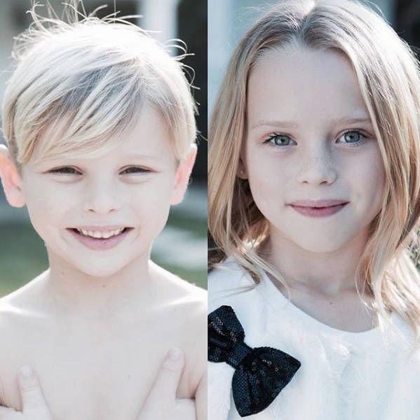 Дети знаменитостей (49 фото)