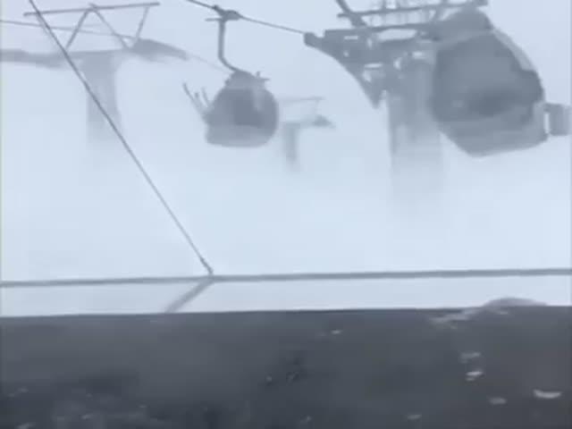 Ветер скоростью 160 км/ч