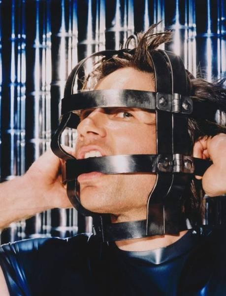 Причудливая фотосессия звезд «Секретных материалов» Дэвида Духовны и Джиллиан Андерсон (9 фото)