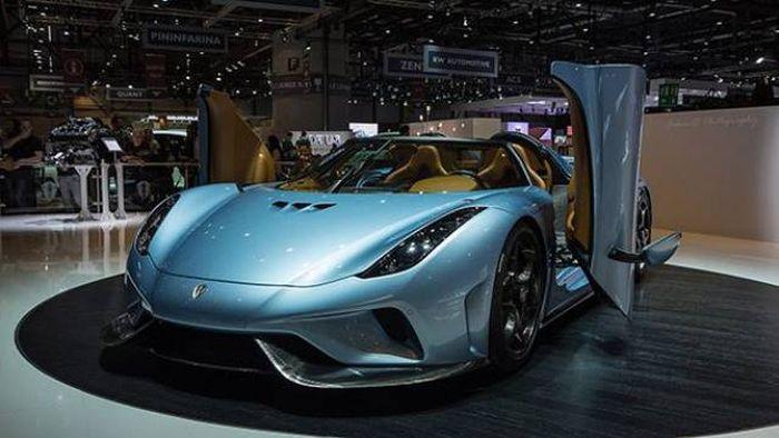 Самые дорогие и эксклюзивные автомобили в мире (25 фото)