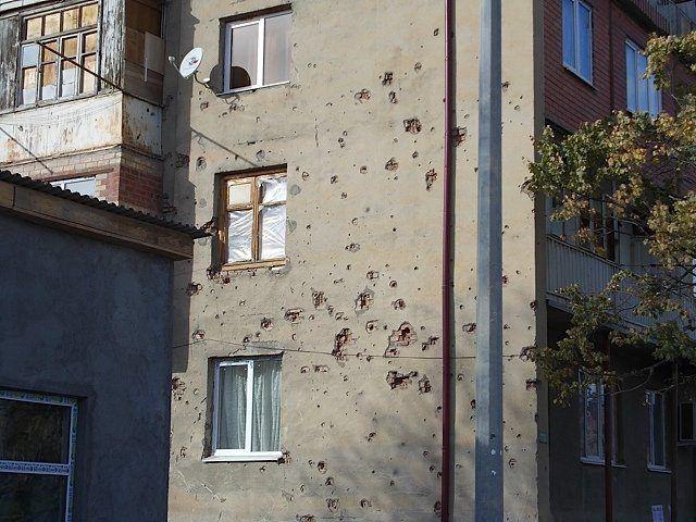 Шрамы которые оставила война (18 фото)