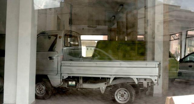 Заброшенный дилерский центр Subaru на Мальте (12 фото)