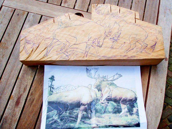 Резьба по дереву (6 фото)