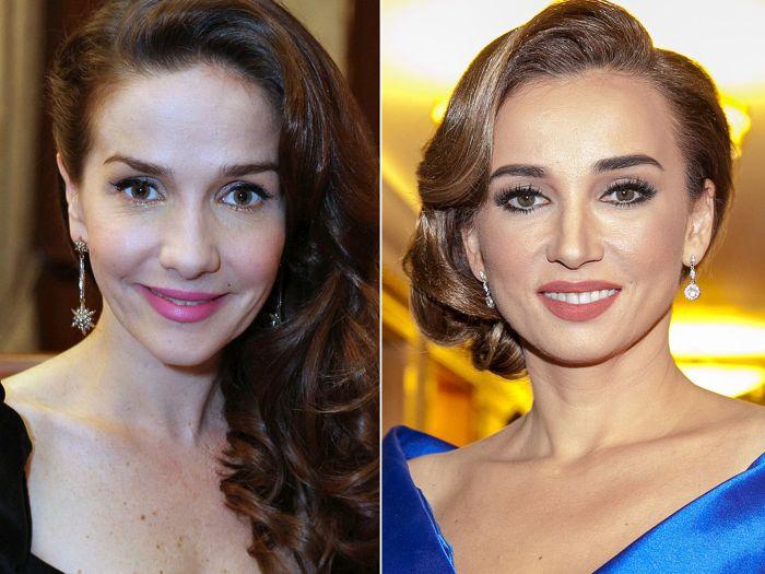 Звездные сверстницы из отечественного и зарубежного шоу-бизнеса (27 фото)