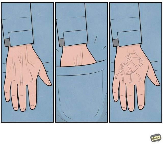 Сатирические иллюстрации от Антона Гудима (28 картинок)