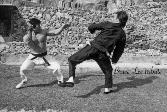 Без шансов на победу: Боло Янг о Брюсе Ли (12 фото)