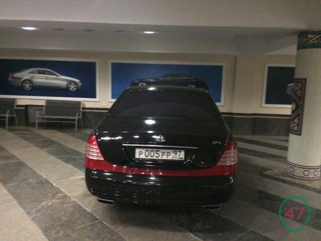 Коллекция автомобилей министра образования Дагестана (8 фото)