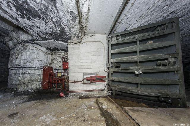 Глубина тайн России: забытое хранилище зерновых культур (100 фото)