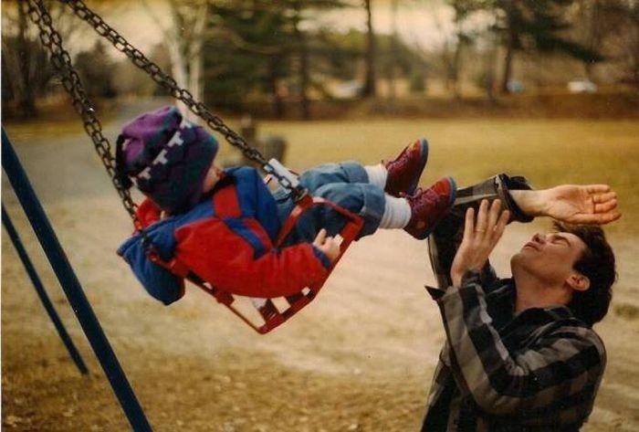 Для идеальной фотографии нужен идеальный момент (44 фото)