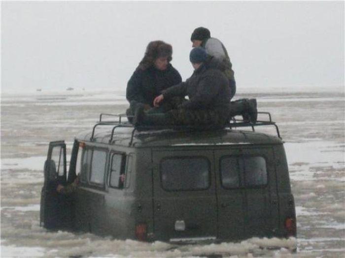 Такое бывает только в России (39 фото)