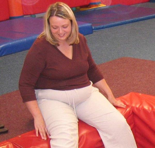 Похудевшая мамочка Рэйчел Форд (5 фото)