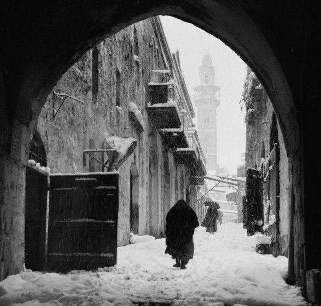 Необычные архивные фотографии из прошлого века (25 фото)