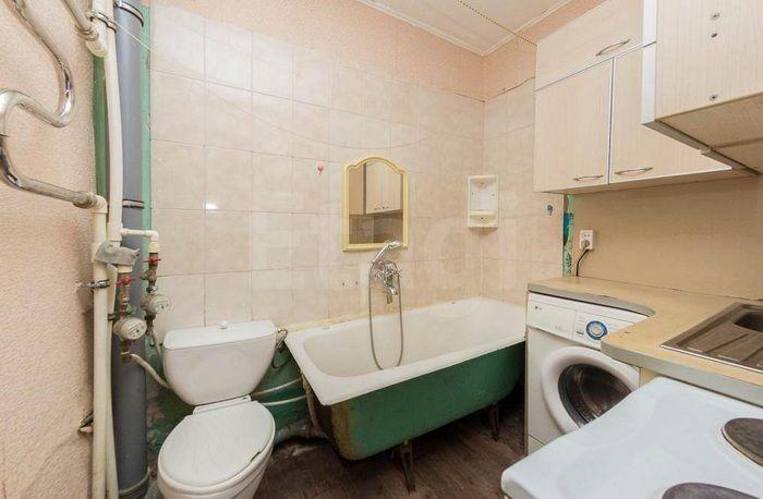 Ванная кухня (2 фото)